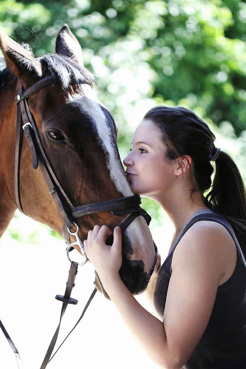 Health Benefits Of Horseback Riding