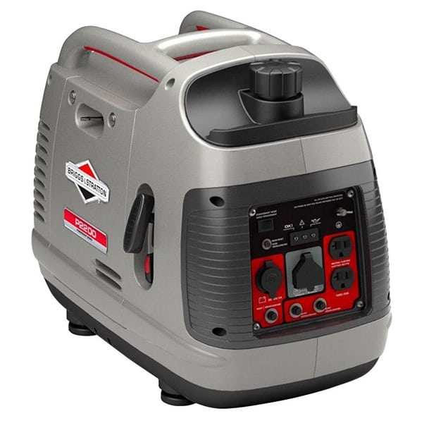 Briggs and Stratton 2,200 Watt Inverter Generator