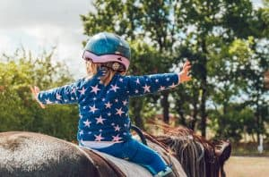 Horse Riding Helmets For Children