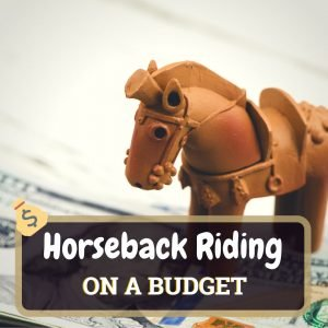 Horseback Riding On A Budget Featured